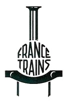 FRANCE TRAINS - Marque disparue